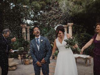 La boda de Cristina y Ivan