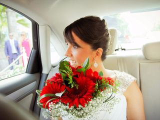 La boda de Cristina y Juampe 1