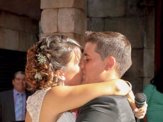 La boda de Cristina y Juampe 2