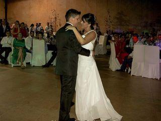 La boda de Cristina y Juampe