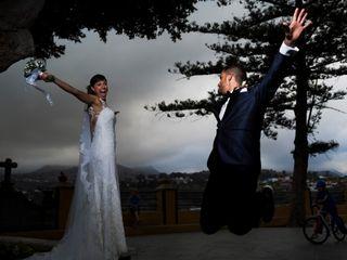 La boda de Aida  y Yonathan 1