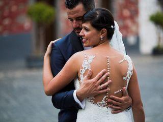 La boda de Aida  y Yonathan