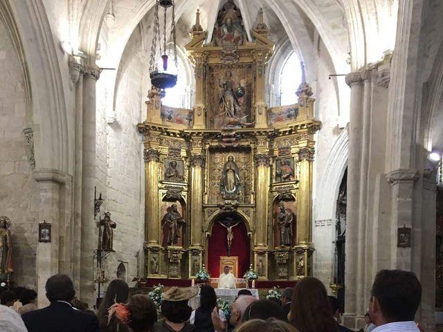 La boda de Igor y Elena en Ampudia, Palencia 2