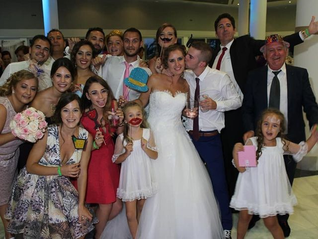 La boda de Ruben y Angela en Salobreña, Granada 2