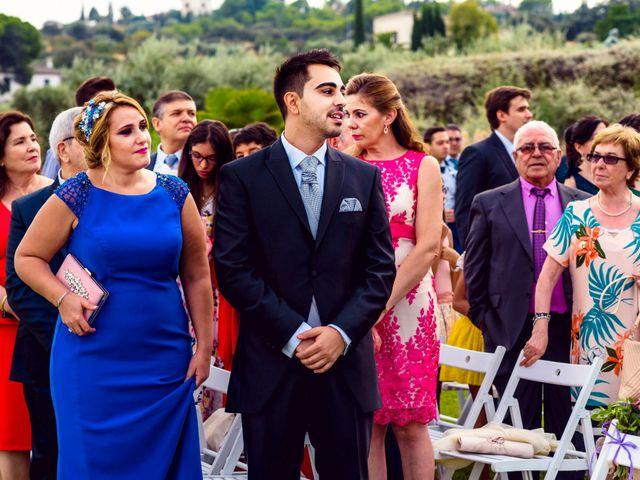 La boda de Daniel y Victoria en Toledo, Toledo 39