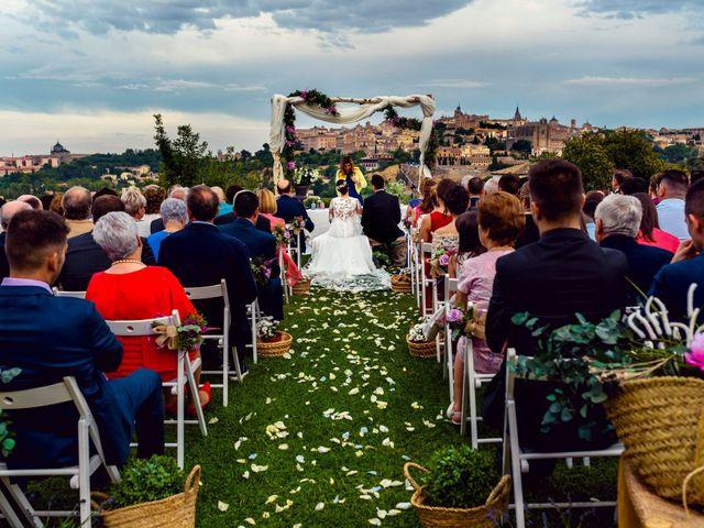 La boda de Daniel y Victoria en Toledo, Toledo 40