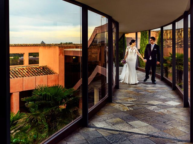 La boda de Daniel y Victoria en Toledo, Toledo 42