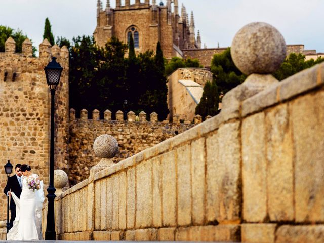 La boda de Daniel y Victoria en Toledo, Toledo 44