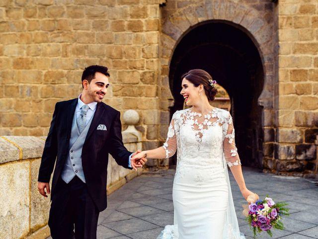 La boda de Daniel y Victoria en Toledo, Toledo 45