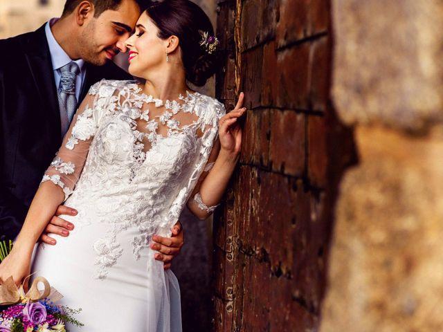 La boda de Daniel y Victoria en Toledo, Toledo 46