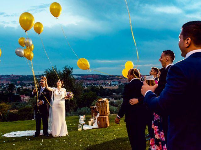 La boda de Daniel y Victoria en Toledo, Toledo 49