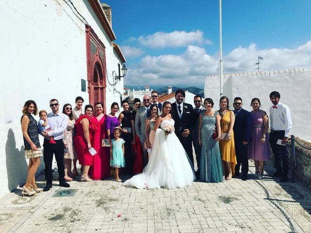 La boda de Angela y Ruben