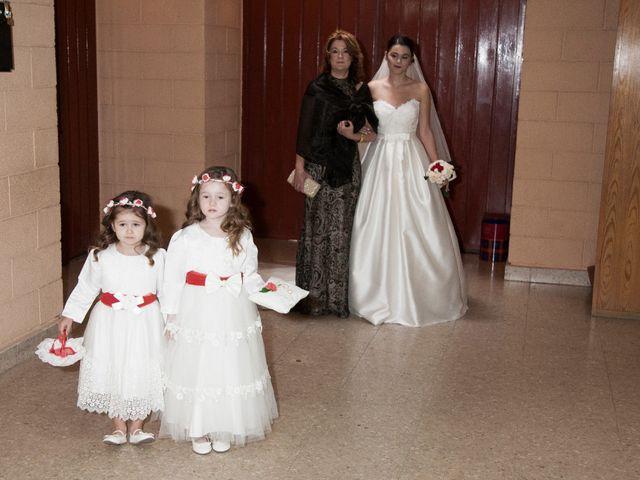 La boda de Jaime y Sheila en San Fernando De Henares, Madrid 2