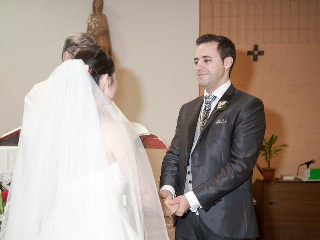 La boda de Jaime y Sheila en San Fernando De Henares, Madrid 5
