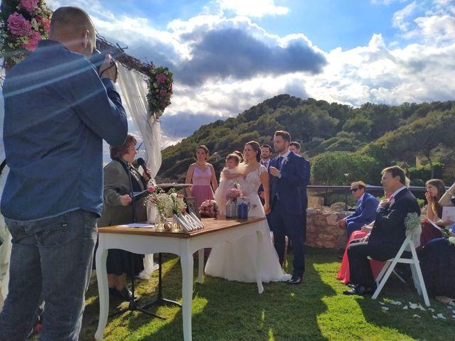 La boda de Mario y Maite en Altafulla, Tarragona 1