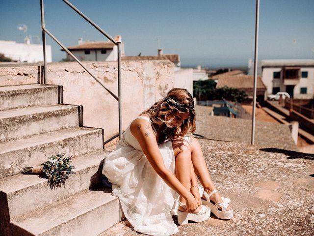 La boda de Toni y Victoria en Portopetro, Islas Baleares 2