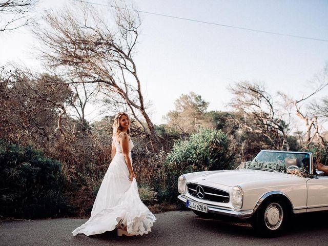 La boda de Toni y Victoria en Portopetro, Islas Baleares 4