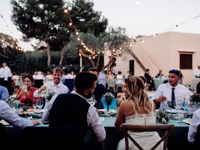 La boda de Toni y Victoria en Portopetro, Islas Baleares 1