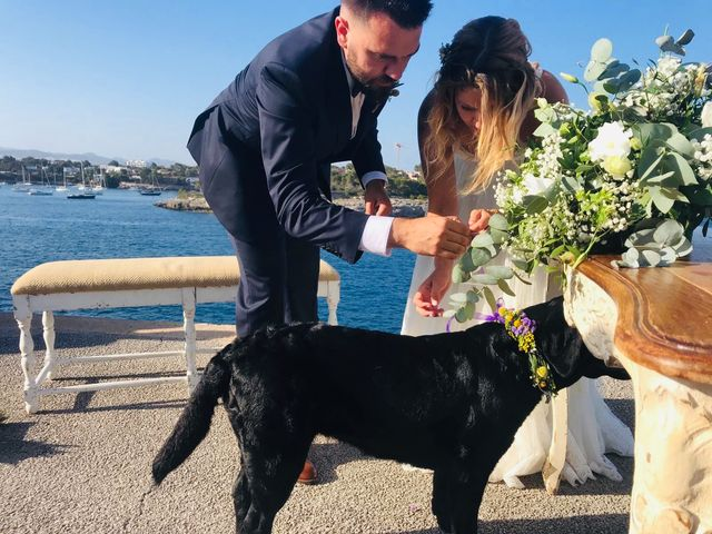 La boda de Toni y Victoria en Portopetro, Islas Baleares 6