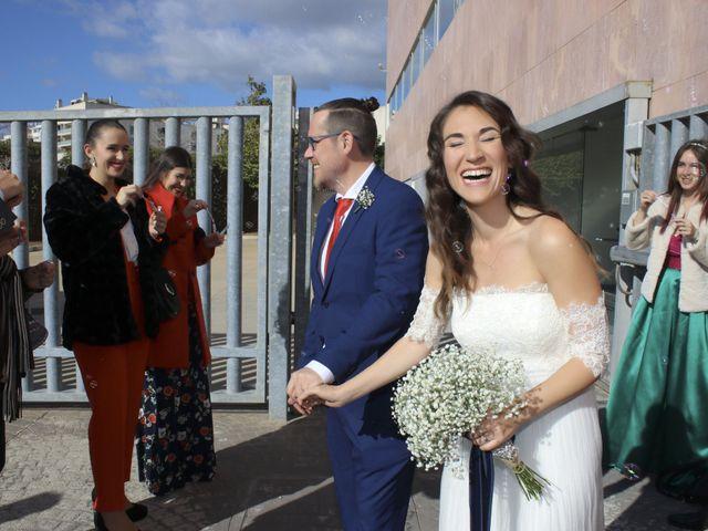 La boda de Jose Manuel y Miriam en Málaga, Málaga 1