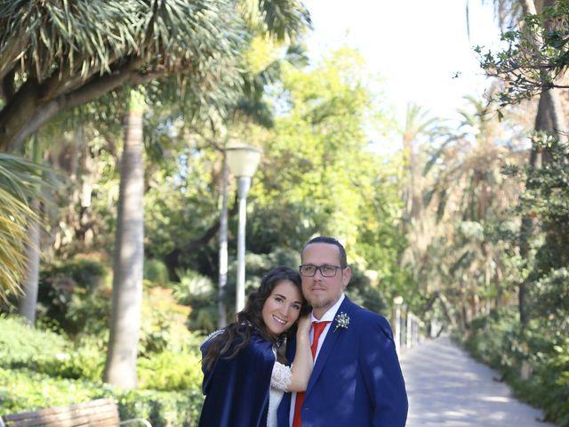 La boda de Jose Manuel y Miriam en Málaga, Málaga 36