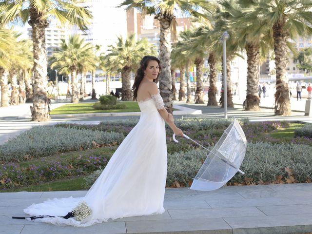 La boda de Jose Manuel y Miriam en Málaga, Málaga 45