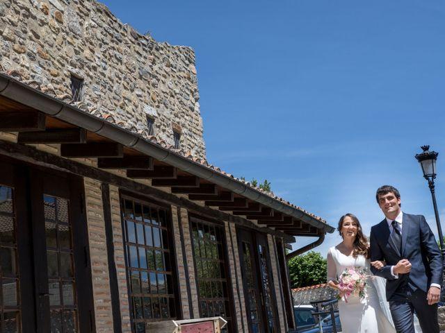 La boda de Ibai y Arrate en Elorriaga, Álava 22