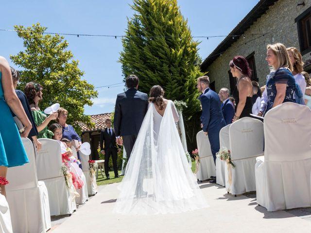 La boda de Ibai y Arrate en Elorriaga, Álava 25