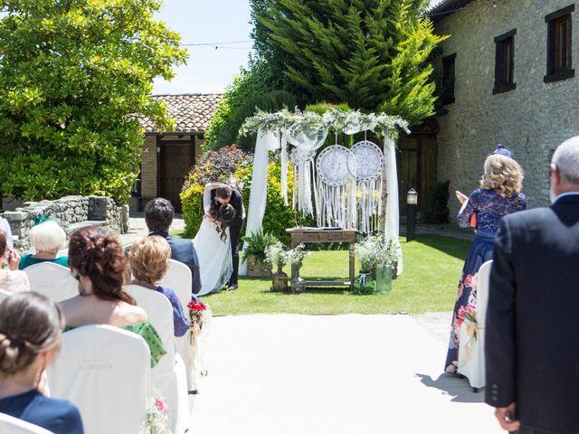 La boda de Ibai y Arrate en Elorriaga, Álava 35