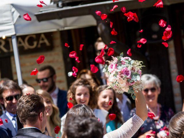 La boda de Ibai y Arrate en Elorriaga, Álava 39
