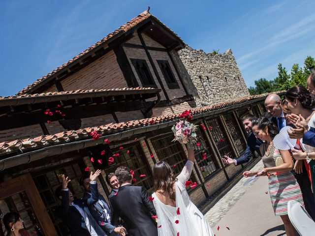 La boda de Ibai y Arrate en Elorriaga, Álava 41
