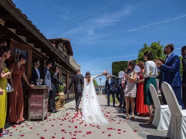 La boda de Ibai y Arrate en Elorriaga, Álava 42