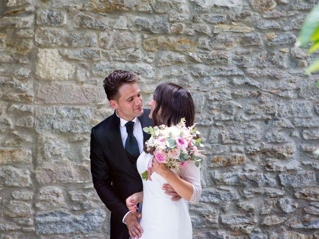 La boda de Ibai y Arrate en Elorriaga, Álava 43