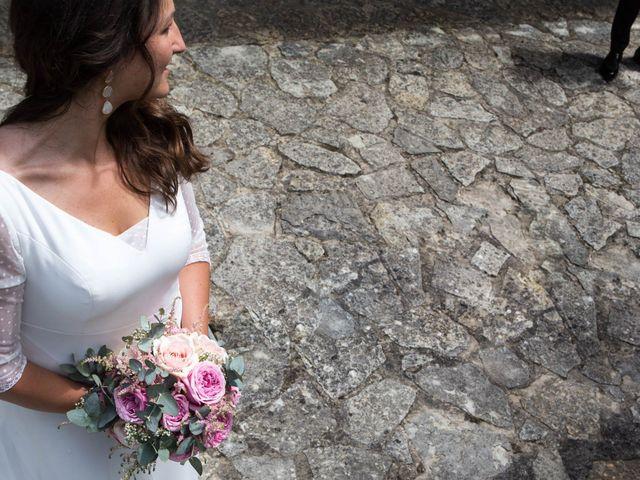 La boda de Ibai y Arrate en Elorriaga, Álava 45