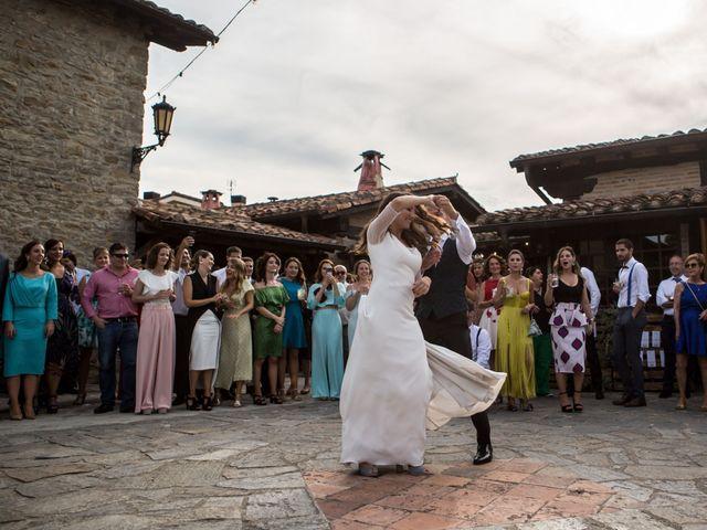 La boda de Ibai y Arrate en Elorriaga, Álava 47
