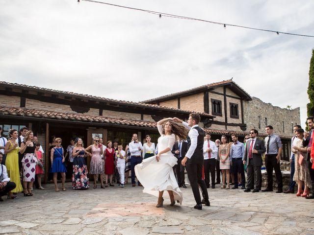 La boda de Ibai y Arrate en Elorriaga, Álava 49