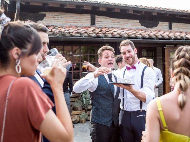 La boda de Ibai y Arrate en Elorriaga, Álava 50