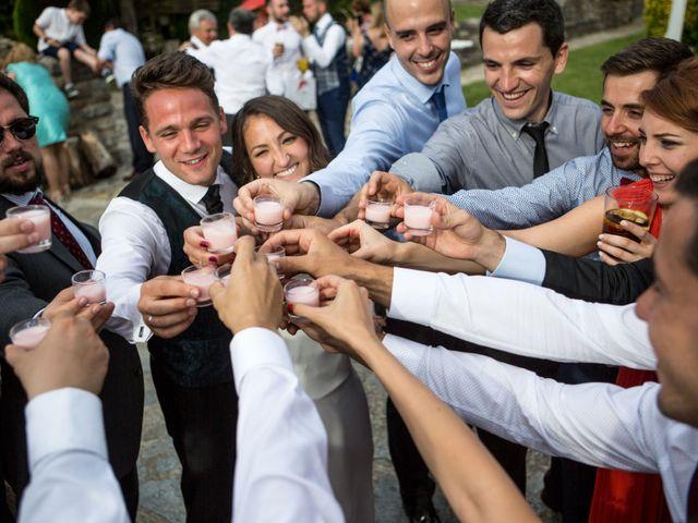 La boda de Ibai y Arrate en Elorriaga, Álava 55