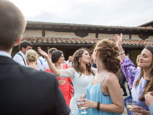 La boda de Ibai y Arrate en Elorriaga, Álava 56