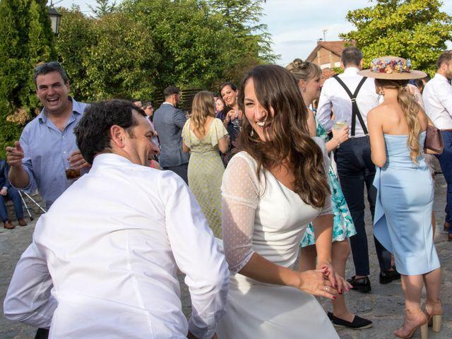 La boda de Ibai y Arrate en Elorriaga, Álava 58