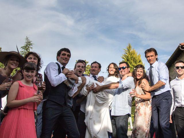 La boda de Ibai y Arrate en Elorriaga, Álava 59