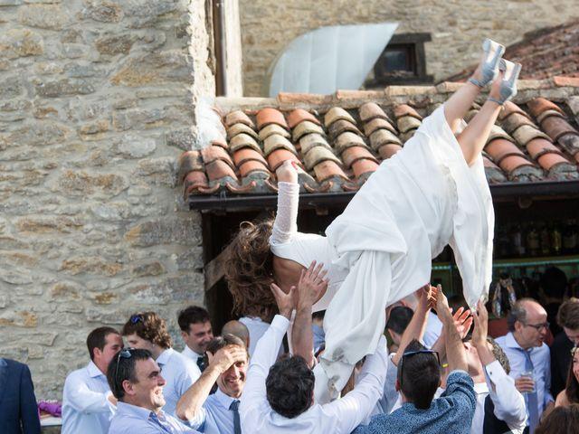 La boda de Ibai y Arrate en Elorriaga, Álava 60