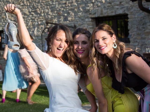La boda de Ibai y Arrate en Elorriaga, Álava 61