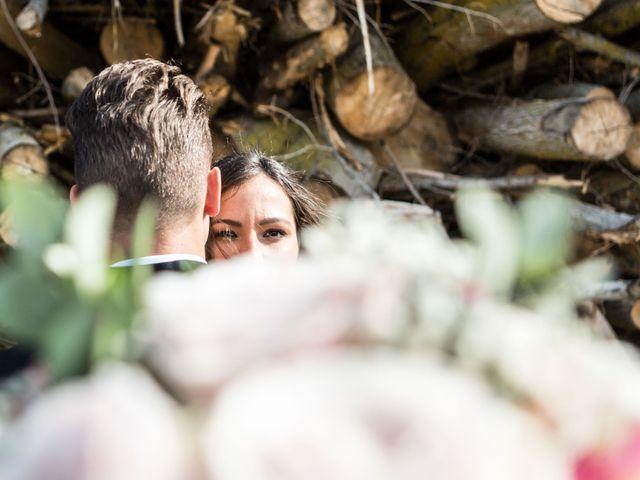 La boda de Ibai y Arrate en Elorriaga, Álava 69
