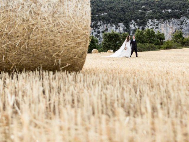 La boda de Ibai y Arrate en Elorriaga, Álava 73