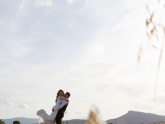 La boda de Ibai y Arrate en Elorriaga, Álava 86