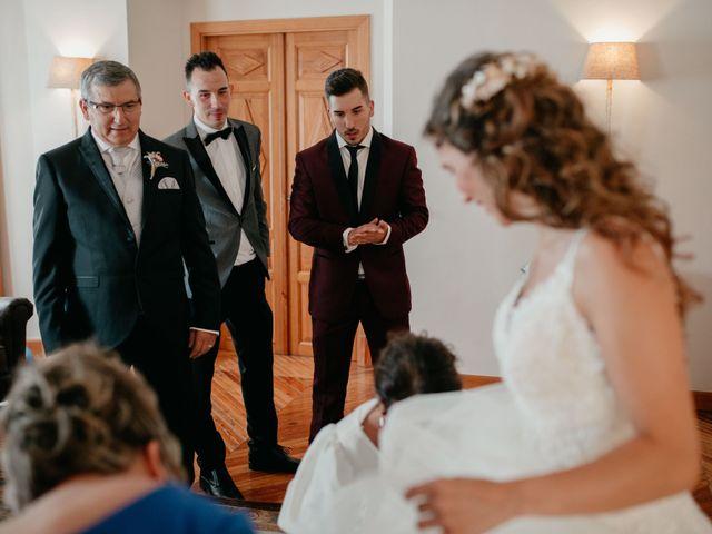 La boda de Sergio y María en Plasencia, Cáceres 4