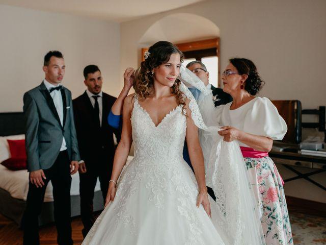 La boda de Sergio y María en Plasencia, Cáceres 6
