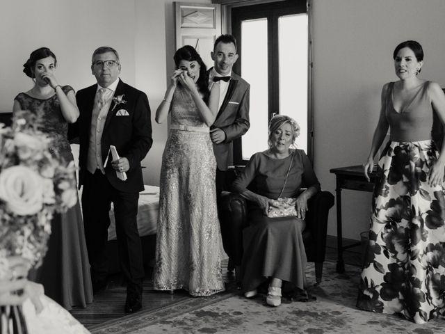La boda de Sergio y María en Plasencia, Cáceres 9