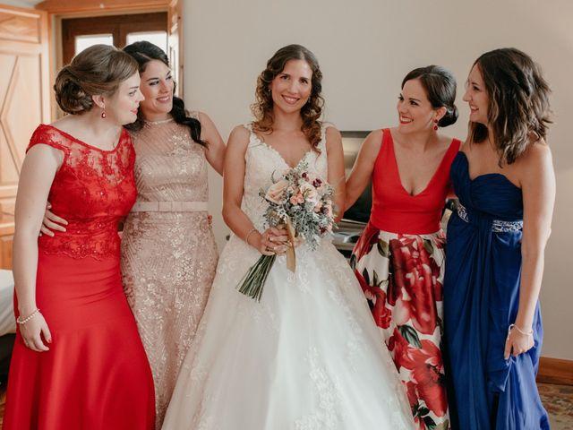 La boda de Sergio y María en Plasencia, Cáceres 10